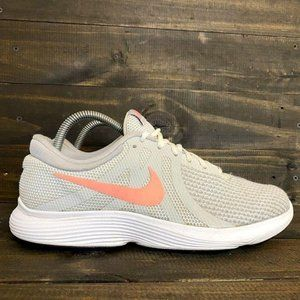 Nike Women's Size 9.5 Revolution 4 Running Shoes